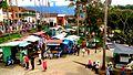 Ituango parque desde balcón.jpg