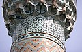 Iznik Green Mosque Minaret 002.jpg