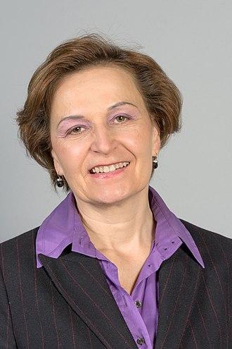 Prime Minister of Finland - Image: Jäätteenmäki Anneli 2014 02 06 1