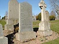 J. M. Barrie's Grave - geograph.org.uk - 393060.jpg
