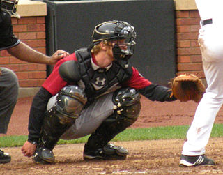 J. R. Towles American baseball player