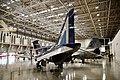 JASDF T-2(19-5173) left rear view at in the Kakamigahara Aerospace Science Museum November 7, 2020 01.jpg