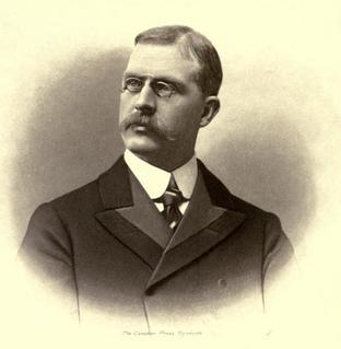 Joseph Tyrrell Canadian geologist