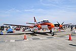 JMSDF TC-90(6835) right front view at MCAS Iwakuni May 5, 2019 02.jpg