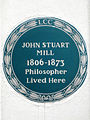 JOHN STUART MILL 1806-1873 philosopher lived here.jpg