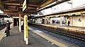JR Tohoku-Main-Line Kurihashi Station Platform.jpg