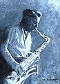 Jack Sels acrylic painting by Jules Grandgagnage.jpg