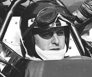 Jackie Oliver English racing driver