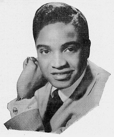 Picture of a band or musician: Jackie Wilson