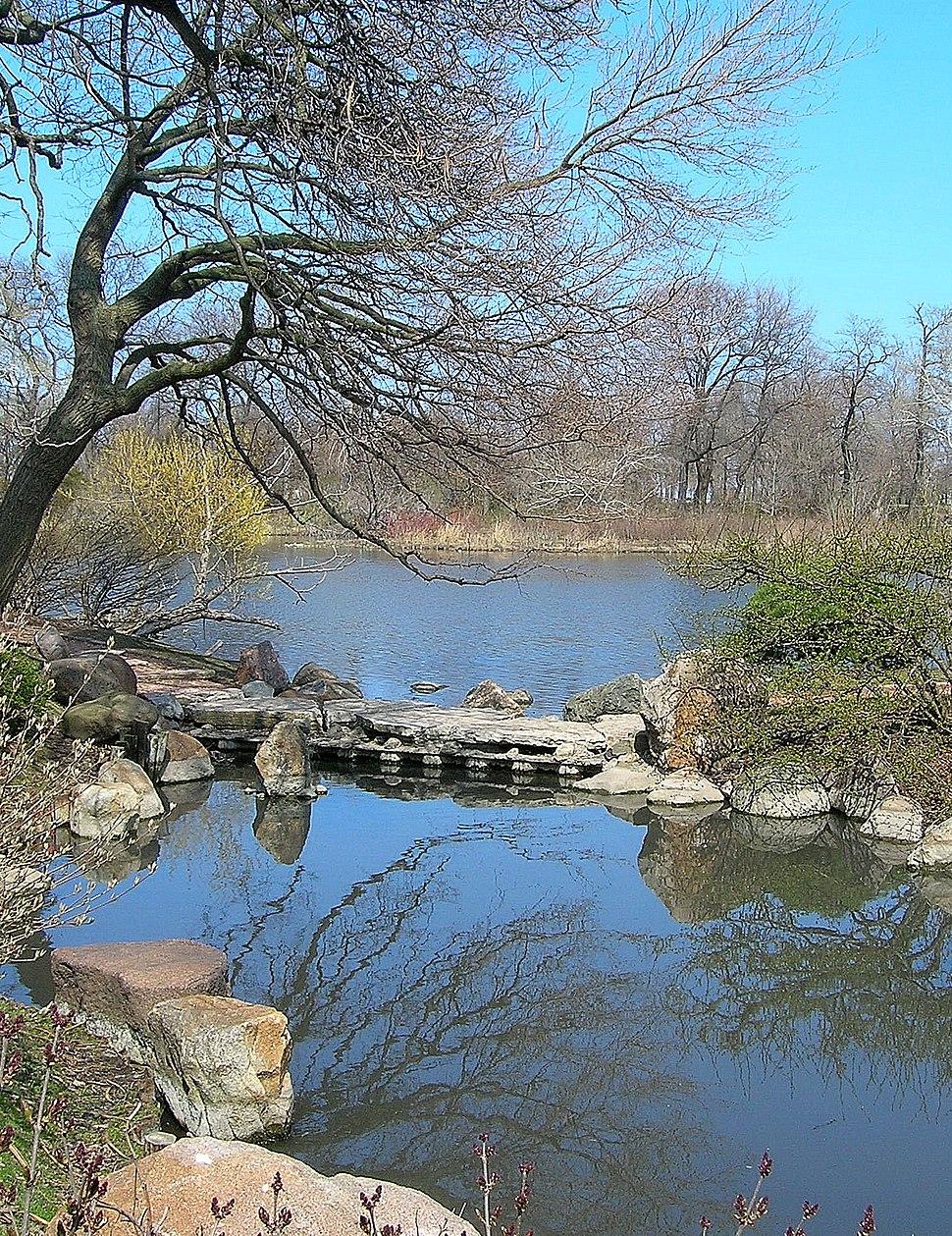Jackson Park Osaka Garden Chicago