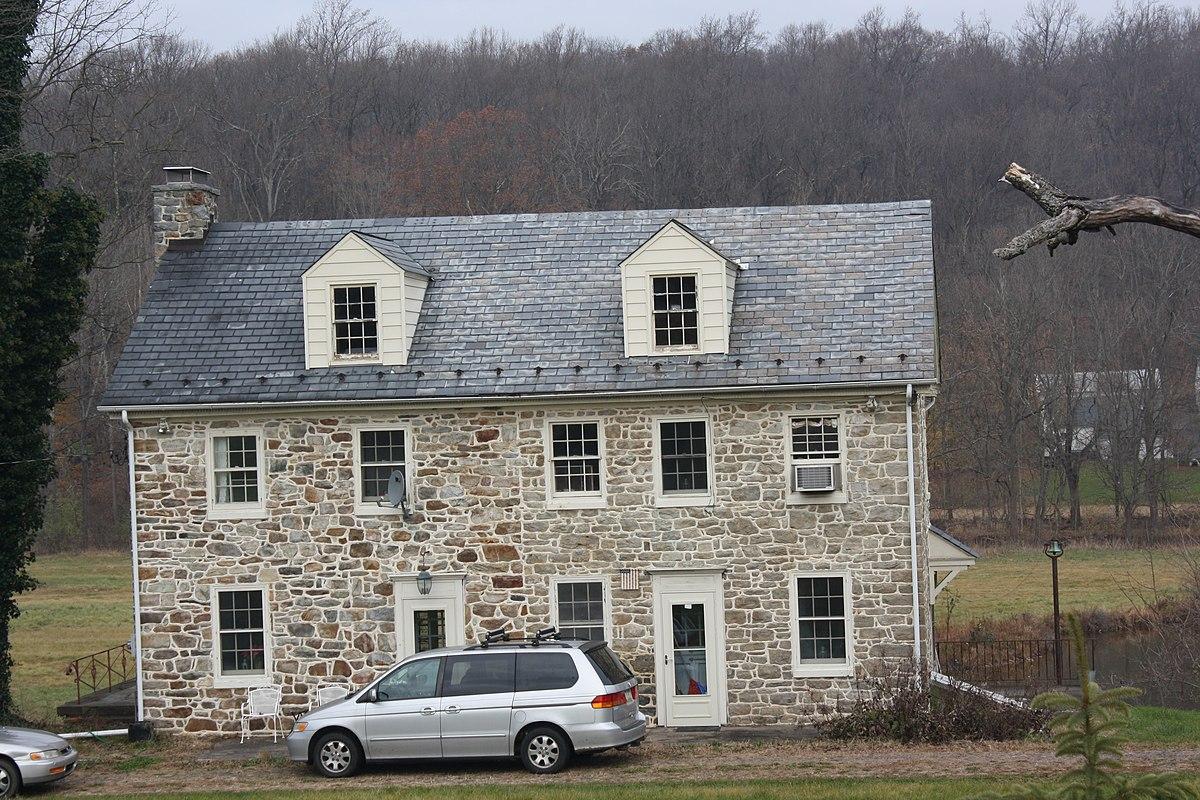 Jacob Funk House and Barn - Wikipedia