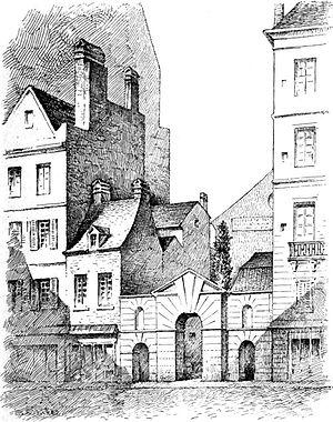 Jacobin - The Jacobin Club was in the Rue Saint-Honoré, Paris.