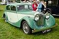 Jaguar Mk IV 3½ Litre (1948) - 15340855793.jpg
