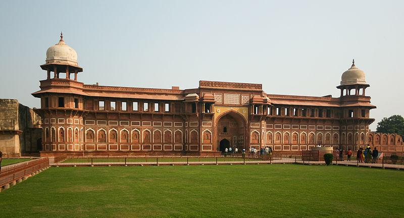 File:Jahangiri Mahal-Red Fort-Agra-India5356.JPG