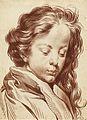 Jakob Matthias Schmutzer Porträt eines jungen Mädchens 1751.jpg