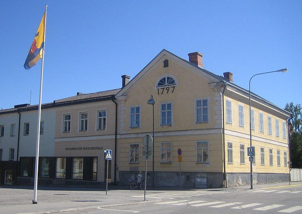 Jakobstad Musikhuset