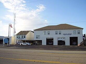 Jamaica Beach, Texas - Jamaica Beach City Hall