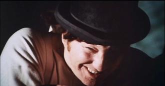 James Marcus (actor) - Marcus in A Clockwork Orange