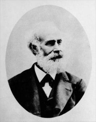 James Mason Hutchings - Portrait c.1888
