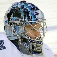Goaltender Mask Wikipedia