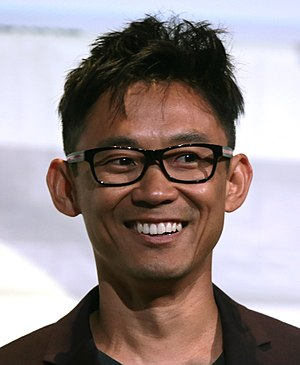 James Wan - Wan at San Diego Comic-Con in July 2016