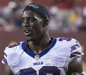 James Wilder Jr. - Wilder with the Buffalo Bills in 2016
