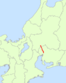 Japan National Route 22 Map.png