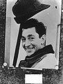 Jean-Claude Pascal (Luxemburg), de winnaar van het Eurovisie Songfestival 1961 t, Bestanddeelnr 912-2446.jpg