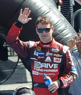 Jeff Gordon American racing driver