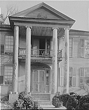 National Register of Historic Places listings in Greene County, Georgia - Image: Jefferson Hall