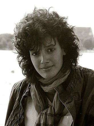Jennifer Beals - Beals in Sweden during promotion for Flashdance, July 1983