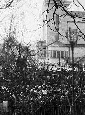 Jerzy Popiełuszko - Funeral