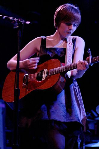 Jessica Lea Mayfield - Jessica Lea Mayfield at Bowery Ballroom, 2009