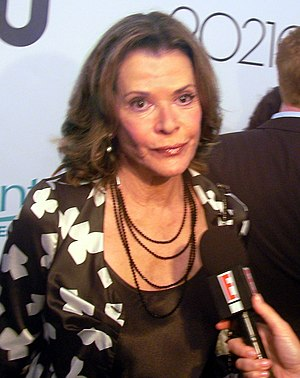 Jessica Walter - Walter at a premiere party for 90210 in 2008