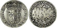 Monete d'argento di Caterina