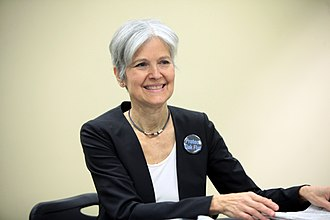 Green Party of the United States - 2012 and 2016 Green Party presidential candidate Jill Stein