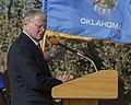 Jim Inhofe speaks at Vance Air Force Base.jpg