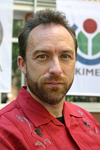Jimmy Wales, padre di Wikipedia ed ora anche di Wikia Search