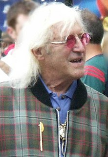 Jimmy Savile English DJ, television presenter, media personality and paedophile