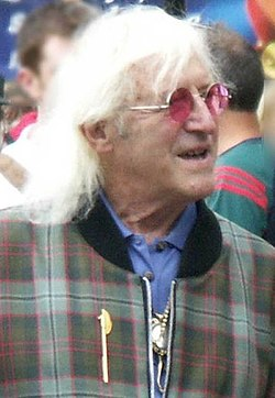 File photo of Jimmy Savile in 2006. Image: Jmb.