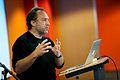 Jimmy Wales @ Wikimedia Conferentie Nederland 2012 - Flickr - Sebastiaan ter Burg (7).jpg