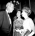 Jimmy stewart, loretta young and irene dunne in 1962.jpg