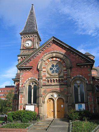 St James's University Hospital - The Chapel