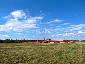 Cedar Hill, Tennessee - Jo Byrns Elementary