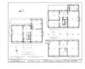 Jockey Club, 814 Franklin Street, Alexandria, Independent City, VA HABS VA,7-ALEX,45- (sheet 1 of 7).png