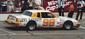 Joe Ruttman - Ruttman's 1983 NASCAR Cup car