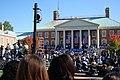 Joe Biden in front of Reynolda Hall 6 (2968126774).jpg