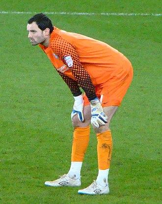 Joe Lewis (footballer) - Lewis playing for Peterborough United in 2012