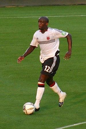 John Wilson (soccer) - Image: John Wilson DC United 20060614