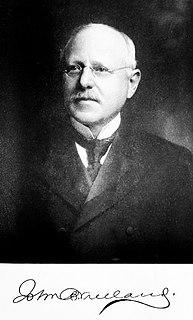 John Beam Vreeland American attorney and politician (1852-1923)